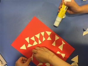 Grade 1 – Knowledge of shapes